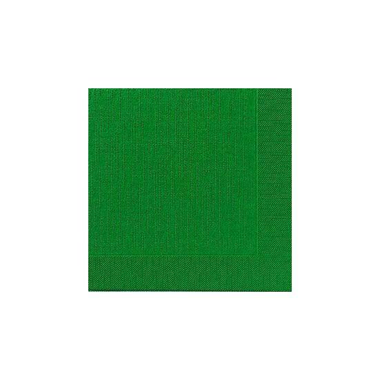Duni szalvéta Dark green 4rtg 40x40cm 6x50db/gyűjtő