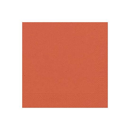 Duni szalvéta Mandarin 3 rétegű 33x33cm 12x20db/gyűjtő