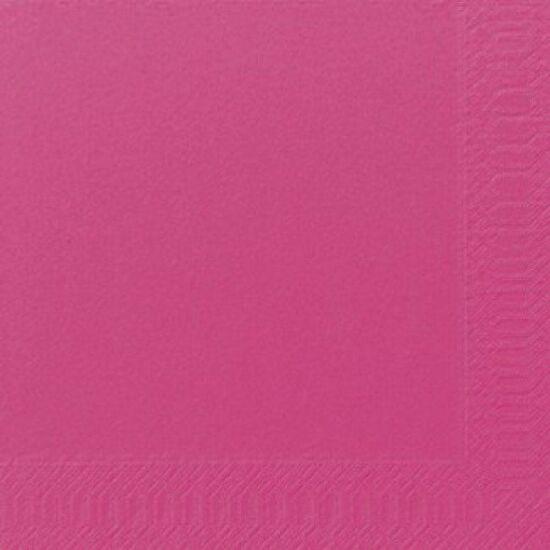 Duni szalvéta Fuchsia 3rtg 33x33cm 8x125db/gyűjtő