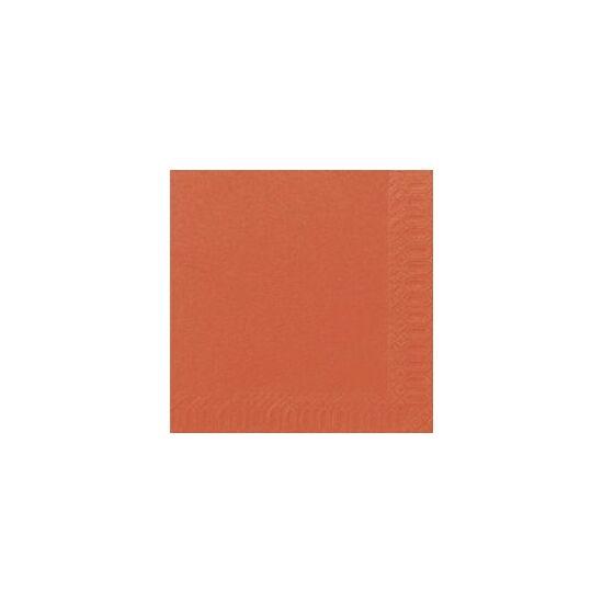 Duni szalvéta Mandarin 3rtg 40x40cm 8x125db/gyűjtő