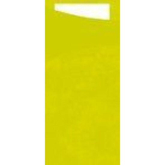 Duni szalvétás tasak Kiwi 8rtg 5x5db/gyűjtő