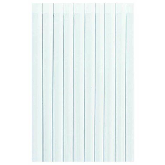 Dunicel asztalszoknya fehér 0,72x4m 5x1db/gyűjtő