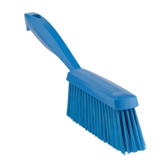 Vikan kézi súrolókefe lágy sörtékkel 330 mm, kék
