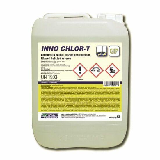 INNO CHLOR-T ált. felületfertőtlenítő tisztító konc.  20L