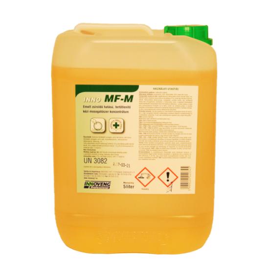 INNO MF M kézi fertőtlenítő mosogatószer 5L