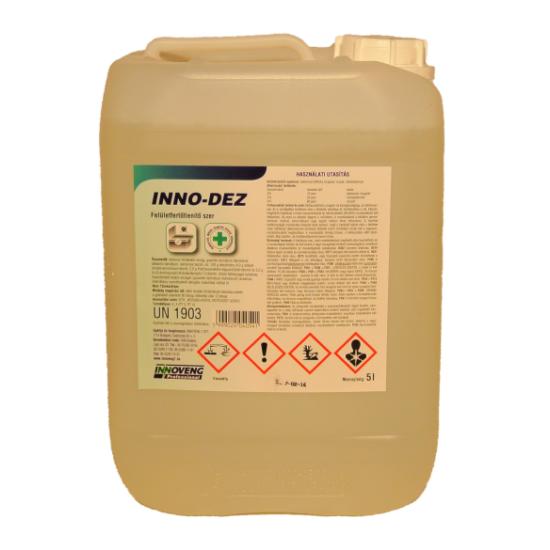 INNO-DEZ felületfertőtlenítő konc. 5L