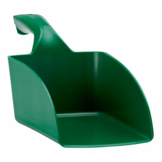 Vikan Kis kézi lapát magas peremmel zöld