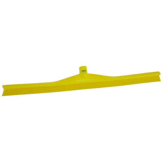 Vikan egy darabból álló vízlehúzó gumiéllel, 700 mm, sárga
