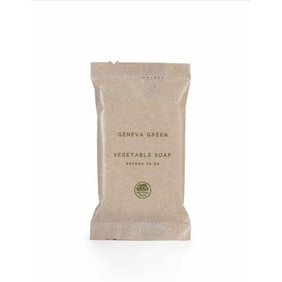GFL Geneva Green növényi szappan 15g flow pack 300db/gyűjtő