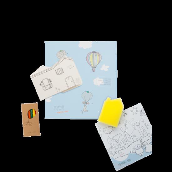 GFL Osmé Baby prezentációs doboz termékekkel