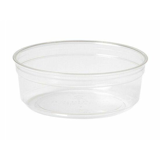 Duni Ecoecho tálka Crystal átlátszó 250ml 10x35db/gyűjtő