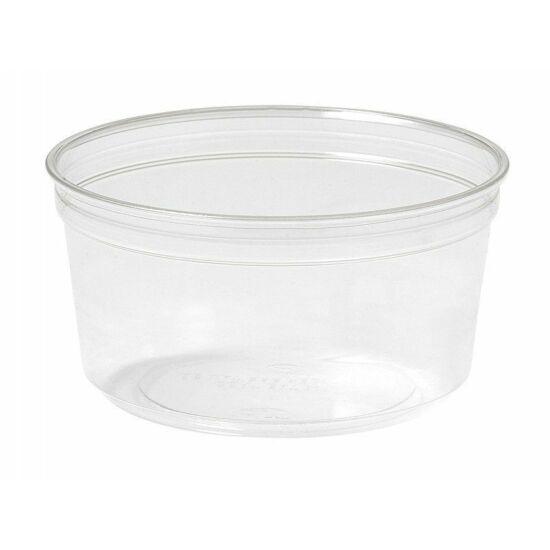 Duni Ecoecho tálka Crystal átlátszó 375ml 10x35db/gyűjtő
