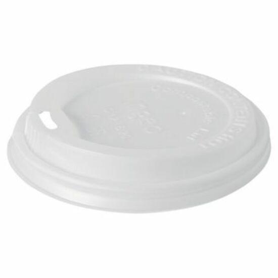 Duni Ecoecho pohár tető fehér 170730/170731 pohárhoz 16x50db/gyűjtő