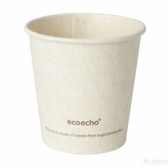 Duni Bagasse kávéspohár Sweet barna 120ml 24x50db/gyűjtő