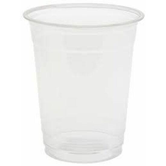 Duni Ecoecho pohár Crystal átlátszó 360ml 16x60db/gyűjtő