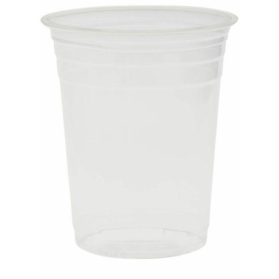 Duni Ecoecho pohár Crystal átlátszó 470ml 16x50db/gyűjtő