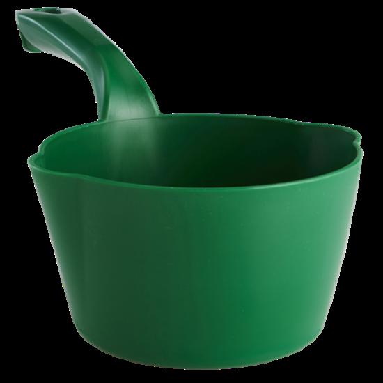 Vikan kerek kanál 1l zöld