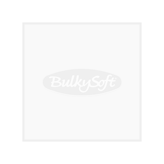 BulkySoft rainbow szalvéta barna 2rtg 24x24cm 20x100db/gyűjtő